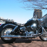 Shadow 400 Classic Custom